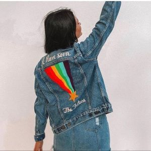 Levi's Pride 🌈 Denim Jacket